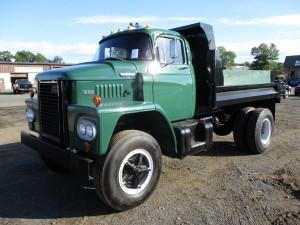 1965 Dodge 1000 S/A Dump Truck