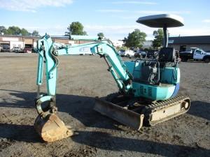 1999 IHI 20JX Mini Excavator