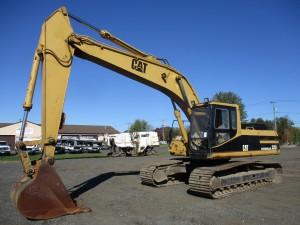 1992 Caterpillar 325L Hydraulic Excavator