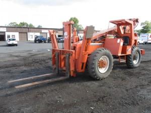 1986 Lull 844 Telescopic Forklift