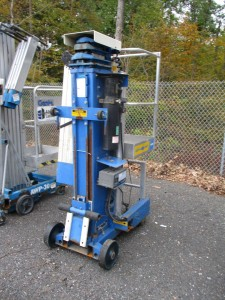 Upright UL-24 Electric Man Lift