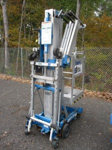 Genie AWP-30 Electric Man Lift