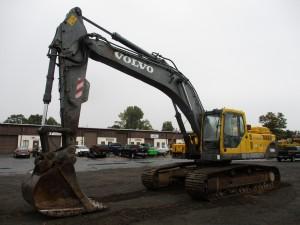 2002 Volvo EC330BL Hydraulic Excavator