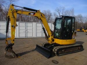 2014 Caterpillar 305.5E CR Mini Excavator