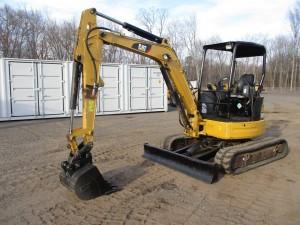 2013 Caterpillar 304E CR Mini Excavator
