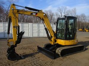 2012 Caterpillar 305.5D CR Mini Excavator