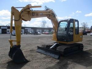 2004 John Deere 80C Hydraulic Excavator