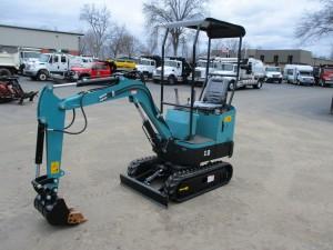 2021 Agrotk YM-10 Mini Excavator