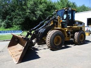 2003 Caterpillar IT38G II Integrated Tool Carrier