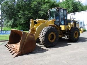 1999 Caterpillar 966G Rubber Tire Wheel Loader