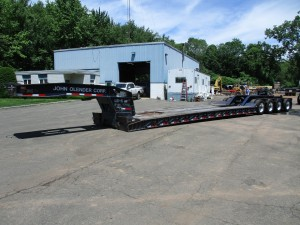 2007 Rogers 55 Ton Lowbed Trailer