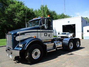 2007 Kenworth T800 T/A Tractor