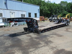 2007 Rogers 35 Ton Lowbed Trailer