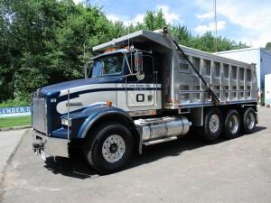 1999 Kenworth T800 Tri/A Dump Truck
