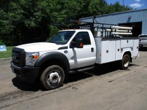 2014 Ford F-450 XL Utility Body Truck