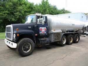 1980 Ford 9000 Tri/A Water Truck