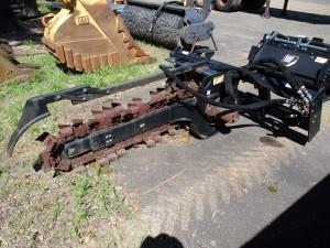 2005 Caterpillar T9B Trencher