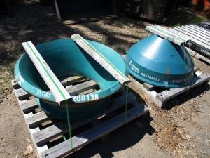 OEM Metso Cone and Mandrel Set