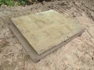 4' x 5' Steel Road Plate,