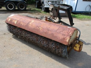 "Guest Industries TK-H 96"" Sweeper"