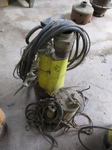 NAC Electric Powered Submersible Pump,