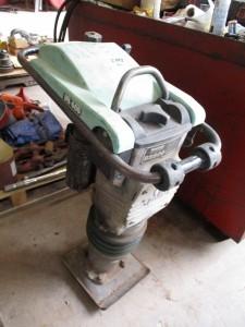Wacker Rammer Compactor