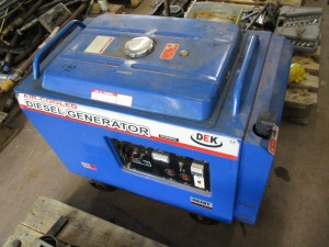 DEK 6000SL Generator